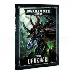 CODEX: DRUKHARI (ENGLISH)
