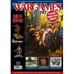 WARGAMES ILLUSTRATED nº367 May Edition