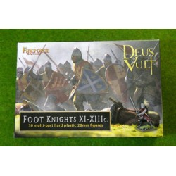 FOOT KNIGHTS XI-XIIIc.