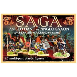 PLASTIC SAXON (ANGLO DANE) STARTER (4 points)