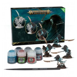 NIGHTHAUNT PAINT SET+ ENG/SPA/PORT/LAT/ROM