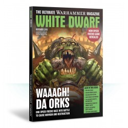 WHITE DWARF NOVEMBER 2018 (ENGLISH)