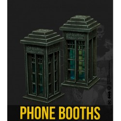 PHONE BOOTH:SCENERY