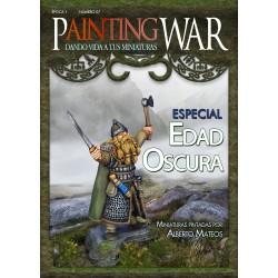 PAINTING WAR 7: EDAD OSCURA