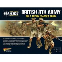 8th ARMY STARTER ARMY