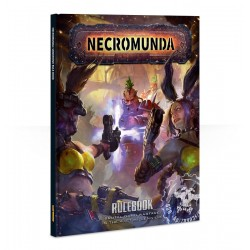 NECROMUNDA:RULEBOOK(ENGLISH)