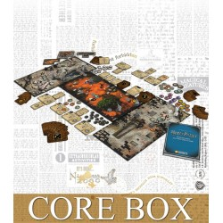 HARRY POTTER MINIATURES ADVENTURE GAMES CORE BOX ESPAÑOL