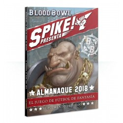 Almanaque de Blood Bowl 2018