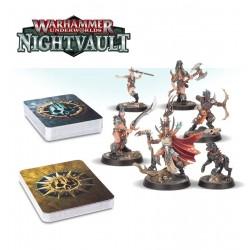Warhammer Underworlds: Cazadores divinos jurados