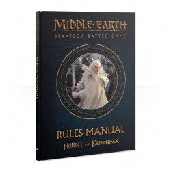 Middle-earth™ Strategy Battle Game Rules Manual (Inglés)