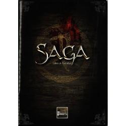 Saga - Libro de Batallas (Castellano)
