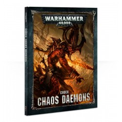 Códex: Chaos Daemons (castellano)
