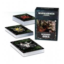 Datacards: Orks (Inglés)