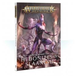Battletome: Hedonites of Slaanesh (tapa blanda)