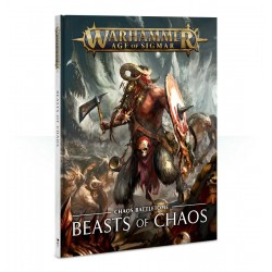 Battletome: Beasts of Chaos (Inglés)