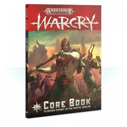 Warcry Core Book (Inglés)