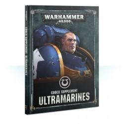 Codex Supplement: Ultramarines (Inglés)
