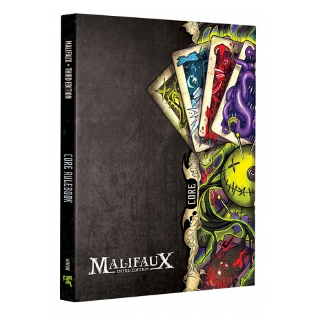 MALIFAUX CORE RULEBOOK