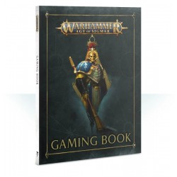 Warhammer Age of Sigmar Gaming Book (Inglés)