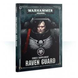 Codex Supplement: Raven Guard (Inglés)