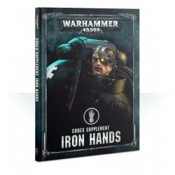 Codex Supplement: Iron Hands (Inglés)