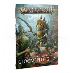 Battletome: Gloomspite Gitz (Inglés)