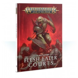 Battletome: Flesh-eater Courts (Inglés)
