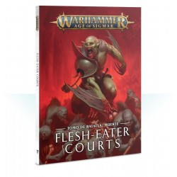 Battletome: Flesh-eater Courts (Castellano)
