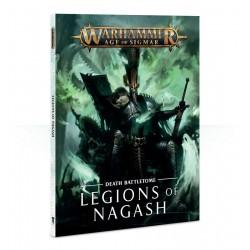 Battletome: Legions of Nagash (Castellano)
