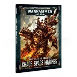 CODEX: CHAOS SPACE MARINES (ENGLISH)