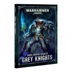 CODEX: GREY KNIGHTS (ENGLISH)