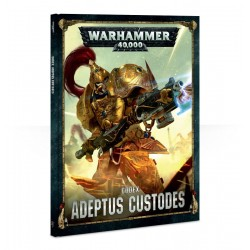 CODEX: ADEPTUS CUSTODES (ENGLISH)