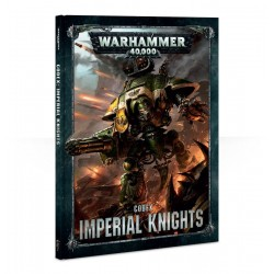 CODEX: IMPERIAL KNIGHTS (ENGLISH)