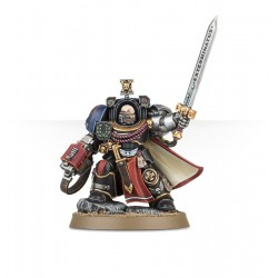 DEATHWATCH WATCH CAPTAIN WITH TERMINATOR ARMOUR