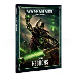 CODEX: NECRONS (ENGLISH)