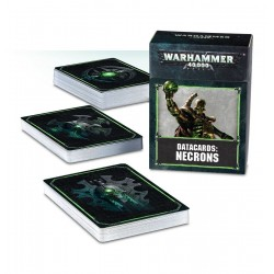 DATACARDS: NECRONS (ENGLISH)